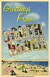 Greetings from South Haven Poster