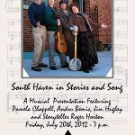 Songs of South Haven – Friday, July 20, 7 pm