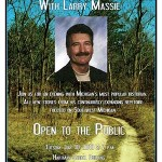 Take a Two-Track into our Past With Larry Massie – Tuesday, July 10th at 7pm