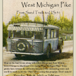 "Tuesday, July 9th, 7 p.m. – ""Vintage Views Along the West Michigan Pike"""