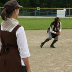 South Haven Peaches Women's Vintage 2016 Base Ball Schedule