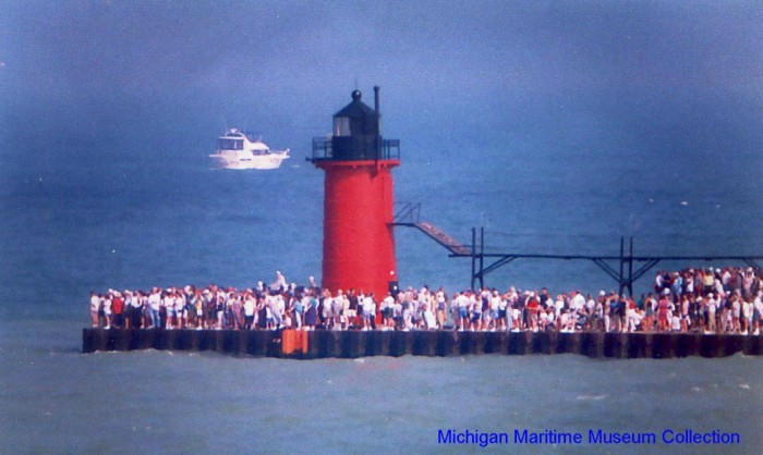 Saving the South Haven Lighthouse