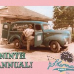 Ninth Annual Sherman's Old Fashioned Ice Cream Social