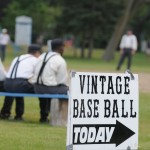 Bark Peelers & Peaches Vintage Baseball 2017
