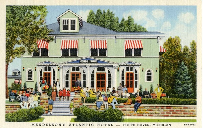 Catskills of the Midwest – The Jewish Resort Era in South Haven