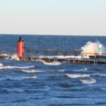 Lighthouse and Lighthouse Plaza Dedication