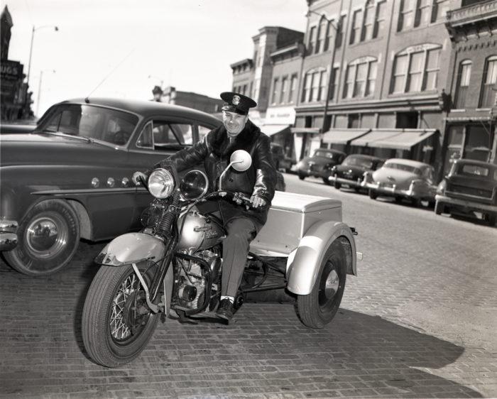 James (Buster) Diebold 1953